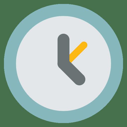 Timeplan tidrapportering