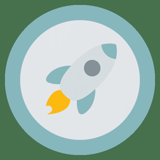rocket-circle