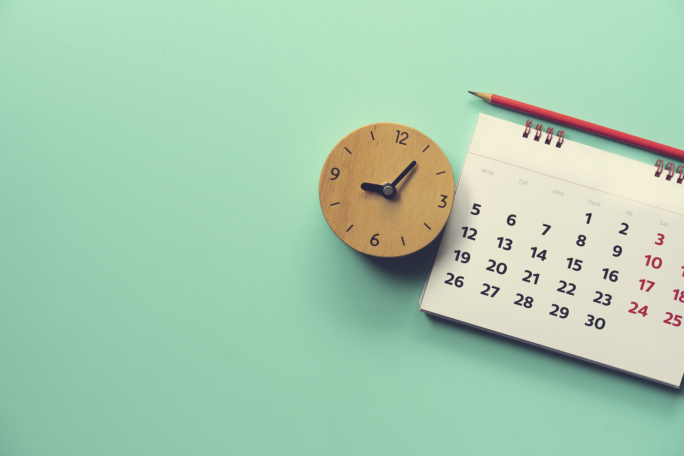 8 tips på effektiv schemaläggning